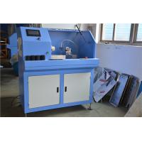Buy cheap Automatic Rubber Injection Moulding Machine Gasket Cutting Machine Single Shaft from wholesalers