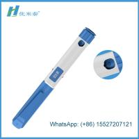 Buy cheap Plastic Refillable Insulin Pen Cartridge , Prefilled Insulin Syringes CE/ ISO from wholesalers