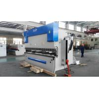 Quality 3100mm Long Metal Sheet Bender Machine CNC Press Brake With Crowned Device for sale