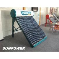 Quality Non Pressurized Solar Water Heater (SPR) for sale