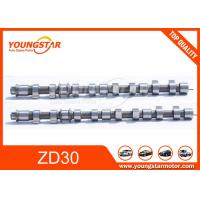 Buy cheap Steel Engine Camshaft For Nissan ZD30 ZD30DDTI 13001MA70A 13001MA71A from wholesalers