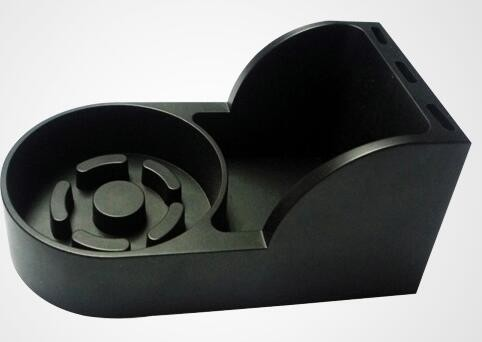 Buy Gloss Black ABS CNC Plastic Machining Prototype For Household Appliance at wholesale prices