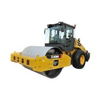 Quality Mechanical Single Drum Walk Behind Roller / Customized Single Drum Road Roller for sale