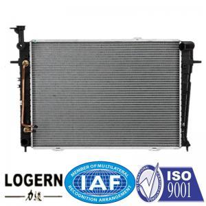 Quality Effective Cooling Sportage 04 KIA Radiator Aluminium Body Dpi 2786 for sale