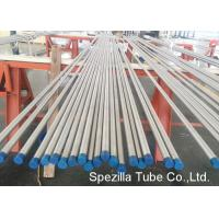 Quality Pickled / Annealed Stainless Steel Tubing , 316l Stainless Steel Tubing Seamless for sale