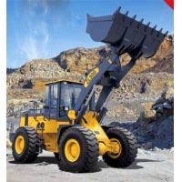 Quality Front End Loader Compact Wheel Loader 5T 3m3 Bucket Capacity, Compact Tractor Front Loader for sale