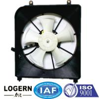 Quality Durable Honda Odyssey Rb3 Car Radiator Cooling Fan , Electric Fans For Vehicles for sale