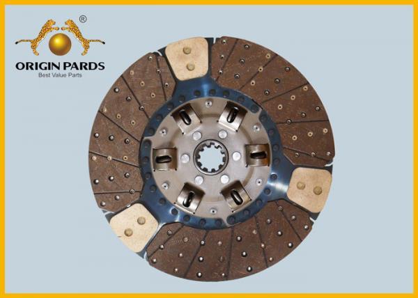 Buy CXZ Isuzu Truck Parts Clutch Disc , 430 MM Isuzu Replacement Parts 1312408920 at wholesale prices