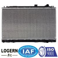 Quality MITSUBISHI Car Engine Radiator For Lancer / Mirage / Col 1987-1991 Open Type for sale