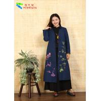 Quality Costume Tangsuit Chinese Style Winter Coats for sale