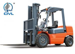 Quality G Series 28-32T I.C. Counterbalanced Forklift VOLVO Diesel engine ZF Transmission system for sale
