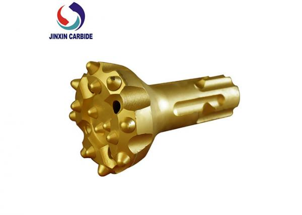 """Buy Rock Mining Drill Bits With Carbide Buttons 3"""" - 6"""" Types Available at wholesale prices"""
