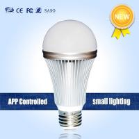 Buy cheap High Brightness 7.5W 560lm E26 Smart LED Bulb For iPhone 4 / 4S / 5 from wholesalers