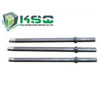 Buy cheap 7° Tapered Drill Rod Drill Extension Rod Black Or Based On Demand from wholesalers