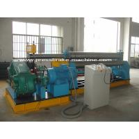 Quality Plate 3 Roller Bending Machine / Sheet Metal Roller Machine Mechanical for sale