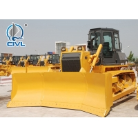 Quality Model SD10YE Shantui Bulldozer Operating Weight 9100kgs With Blade 2740x890mm for sale