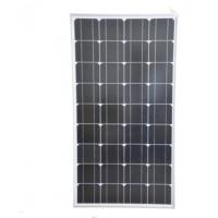 Buy cheap 100W Siliver Corrugated Solar Power Panels , Mono Silicon Solar Panels For from wholesalers