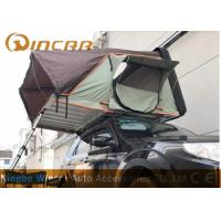 Buy cheap Automatic Car Roof Pop Up Tent , Vehicle Camping Tents 4x4 For Outdoor from wholesalers