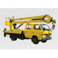 Buy cheap XCMG Bucket Articulating Truck Mounted Lift , 2T Lifting Capacity from wholesalers