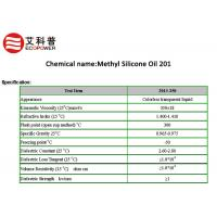 Quality Chemical Textile Finishing Agent For 201 Methyl Silicone Oil 63148-62-9 / Silane Coupler Agent for sale