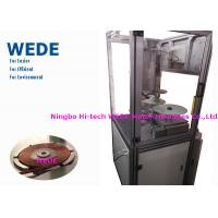 Buy cheap Motor Driving Copper Coil Making Machine , IH Round coil Automatic Winding from wholesalers