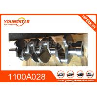 Buy cheap Engine Crankshaft For Mitsubishi L200 4D56U 1100A028 1100A135 from wholesalers