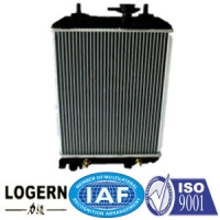 Quality Toyota Passo Boon'04- At PA16 Auto Aluminum Radiator for sale
