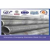 China JIS G3448 / DIN17456 / DIN17458309S Gas Welded Stainless Steel Pipe Cold Drawn 0Cr23Ni13 on sale