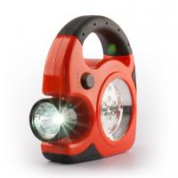 China high quality new design multi-function rechargeable red led light USB magnetic emergency light on sale