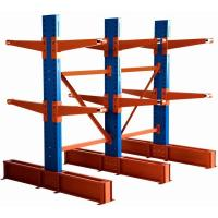 Quality Easily Assembled Industrial Storage Rack Adjustable Layers / Steel Shelv Rack for sale