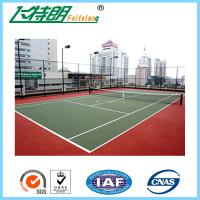 Quality Wear Resistant Basketball Sport Court Flooring Gym Floor Tennis Court Paint for sale