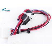 Buy cheap Molex 6 core Power Supply Interconnect System electronic wire harness assembly from wholesalers