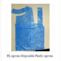 China Disposable PE Aprons on Roll on sale