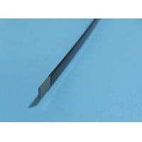 Quality Stainless Steel 3.0mm Flat Color Coated Wire Special Shaped for sale