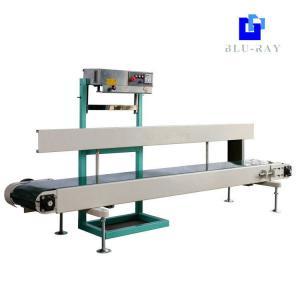 Quality OEM 50HZ 12meters/Min Iron Gear Screw Thread Bag Sealing Machine for sale
