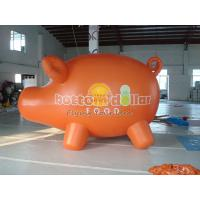 Quality Custom New Design Full Digital Printing  Attractive Shaped Balloons with Pig Shape for sale / Trade show for sale