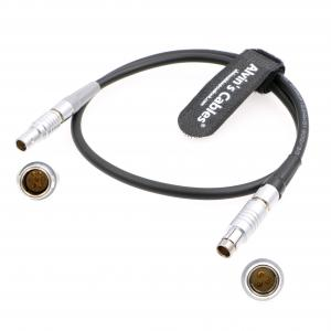 Quality Run Stop Cable 3 Pin Male To 7 Pin Male For ARRI Cforce RF / Cmotion CPRO / Camin CAM / Alexa / Amira for sale