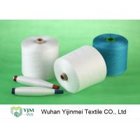 Quality Dyed Ring Spun 100 Percent Polyester Yarn High Strength For Sewing Machine for sale