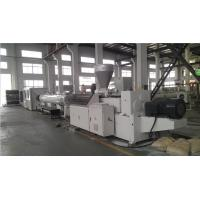 Quality PVC water supply/drain/threading pipe making machine/production line for sale