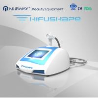Quality Nubway HIFU Ultrasonic Liposuction Cavitation Slimming Machine for sale