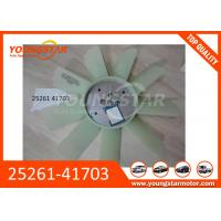 Buy cheap Cooling Radiator Fan Blade Automobile Engine Parts 2526141703 For Hyundai from wholesalers