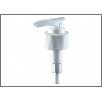 Quality 28mm 28 410 Lotion Dispenser Pump With Smooth Ribbed Closures for sale