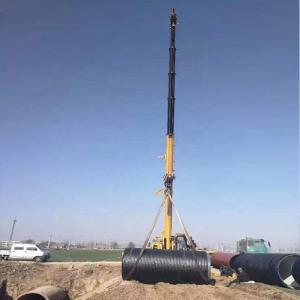 Buy XGC25T 20 Ton Crawler Telescopic Boom Crane For Construction Building at wholesale prices