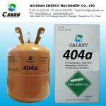 Quality HFC Refrigerant GAS Environmental protection R404A Refrigerants for sale