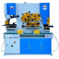 Quality Industrial Grade Q35Y Hydraulic Iron Worker Universal Ironworker Equipment for sale