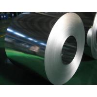 Quality SGCC DX54D+Z Hot Dipped Galvanized Steel Coils Z40-Z275 800 - 1500mm Width for sale