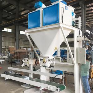 Quality Semi auto 10-50kg bag calcium powder sachet flour packing machine for sale
