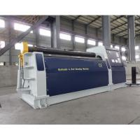 Quality Sheet 4 Roll Plate Rolling Machine , 4 Roller Bending Machine for sale