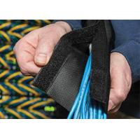 Buy cheap Self Adhesive Tape Velcro Cable Sleeve Custom Length Flame Retardance from wholesalers