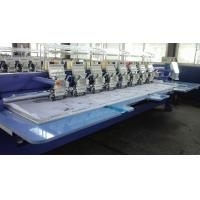 Buy cheap Multi Needle Embroidery Machine , Industrial Monogramming Machine For Bed Sheet from wholesalers
